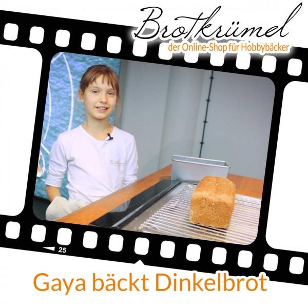 Gaya-backt-Dinkelbrot