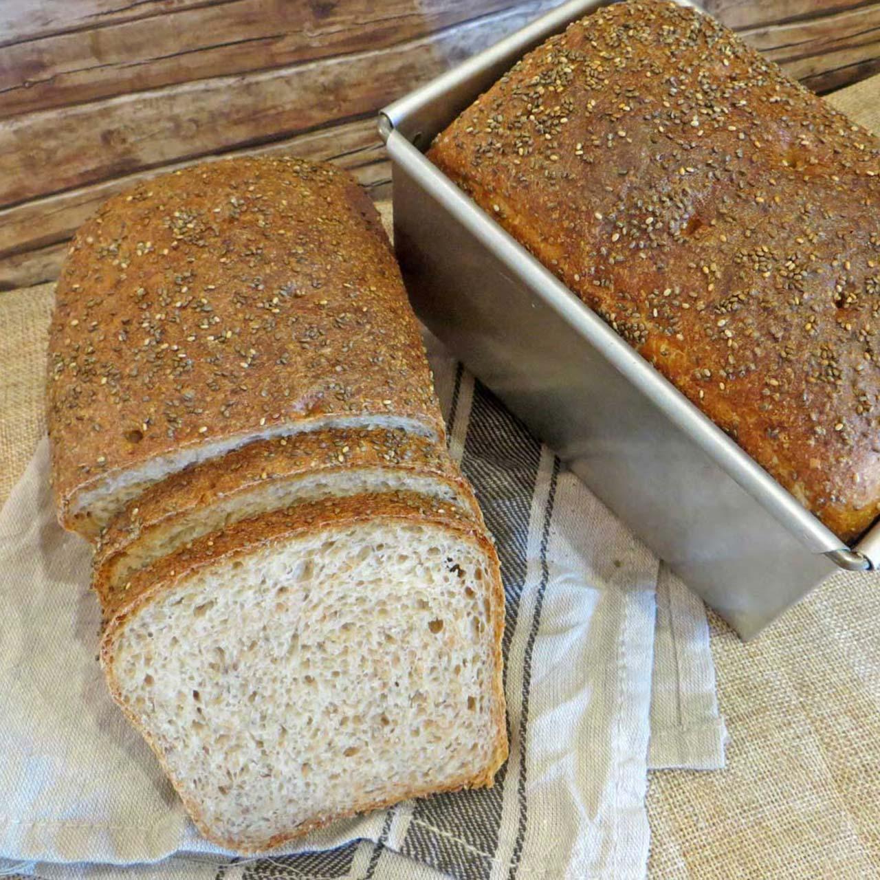 Dinkel Joghurt Brot   Blog   Brotkrümel